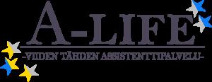 A-Life logo suuri