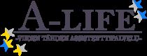 A-Life logo